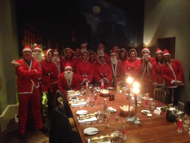 ho ho ho merry christmas from all at fwb park brown - Hohoho Merry Christmas